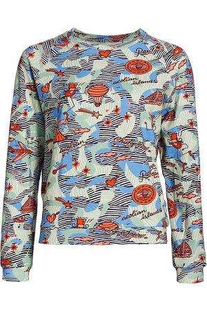 CHUFY Women's x André Lipari Sweatshirt - Lipari - Size XS