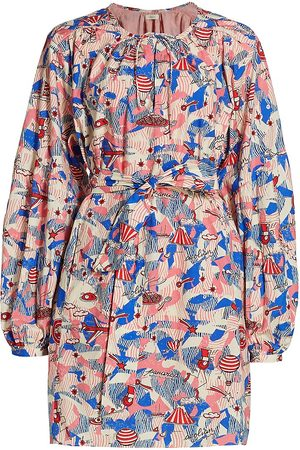 CHUFY Women's x André Panarea Mini Dress - Panarea - Size XS