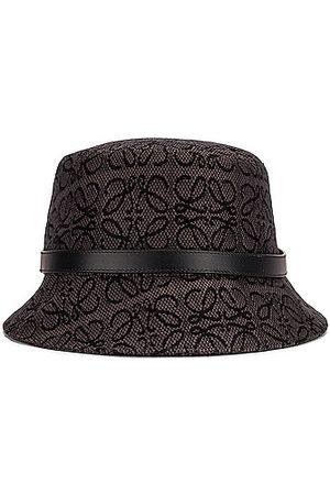 Loewe Anagram Bucket Hat in