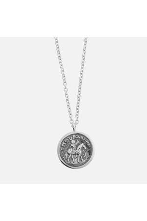 TOM WOOD Men Necklaces - Men's Coin Pendant