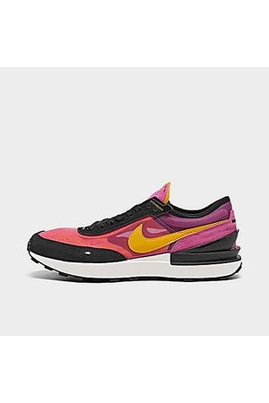 Nike Casual Shoes - Big Kids' Waffle One Casual Shoes in / /Active Fuchsia Size 4.0 Suede