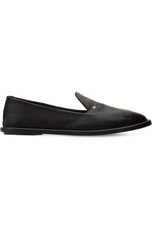 MAX MARA Women Loafers - 10mm Lee Leather Loafers