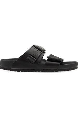 Rick Owens Birkenstock Rotterdam Leather Sandals