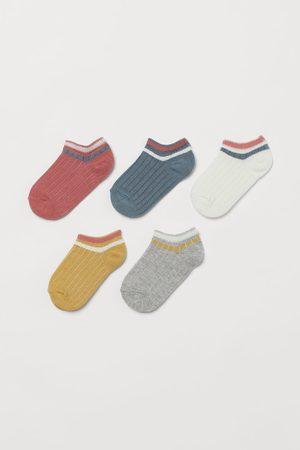 H&M Kids Socks - 5-pack Ankle Socks
