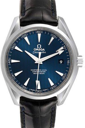 Omega Stainless Steel Seamaster Aqua Terra 231.13.39.21.03.001 Men's Wristwatch 38.5 MM