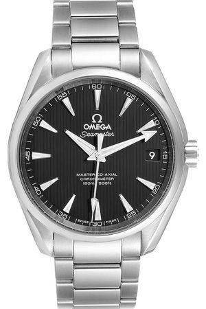 Omega Stainless Steel Seamaster Aqua Terra 231.10.42.21.01.003 Men's Wristwatch 41.5 MM