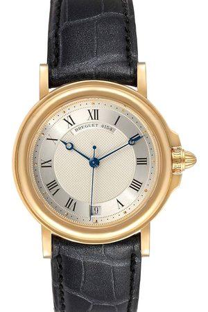 Breguet 18K Yellow Gold Classique 4154G Men's Wristwatch 35 MM
