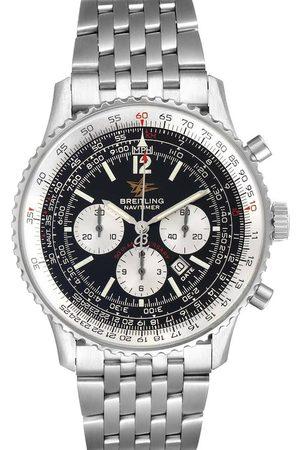 Breitling Stainless Steel Navitimer A41322 Men's Wristwatch 43 MM