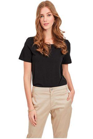 VILA Sus O-neck Short Sleeve T-shirt L
