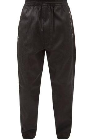 Givenchy 4g-jacquard Track Pants - Mens
