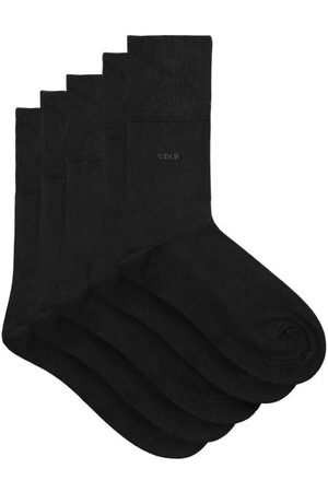 CDLP Pack Of Five Bamboo-blend Socks - Mens