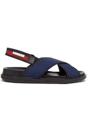 Marni Fussbett Neoprene Sandals - Mens