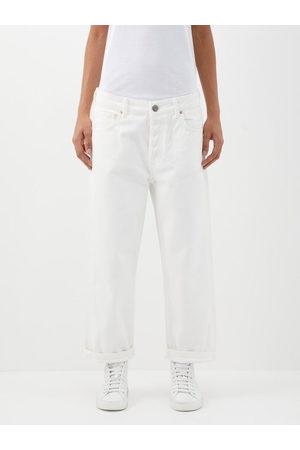Raey Dad Organic-cotton Baggy Boyfriend Jeans - Womens