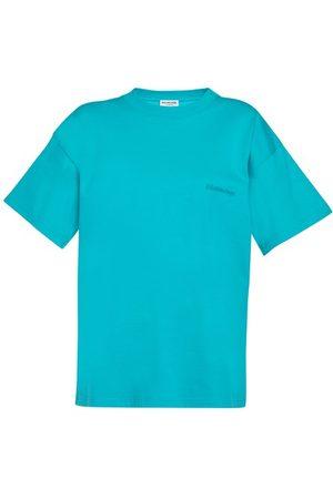 Balenciaga Women Short Sleeve - Oversized T-shirt