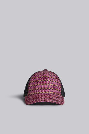 Dsquared2 Women Hat Fuchsia