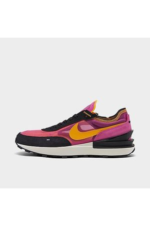Nike Men's Waffle One Casual Shoes in /Active Fuchsia Size 7.5 Suede