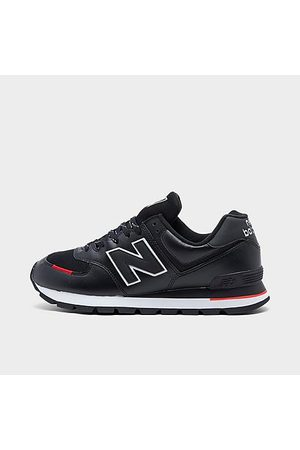 New Balance Men's 574 Rugged Casual Shoes Size 13.0 Suede