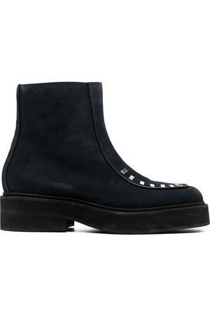 Marni Studded-toe ankle boots