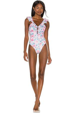 LOVESHACKFANCY Tibble Swimsuit in .