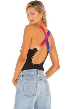 Calvin Klein Cotton Pride Bodysuit in .