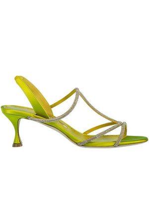 Manolo Blahnik Women High Heels - Lucecry Heel Sandal