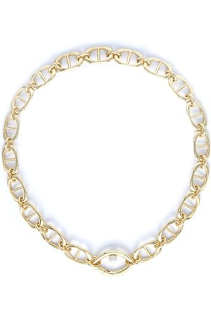CAPSULE ELEVEN Men Necklaces - Eye Opener Capsule link necklace