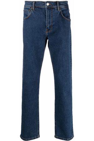 Jeanerica Straight-leg denim jeans