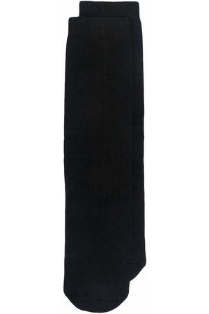 Golden Goose Star logo-print knitted socks