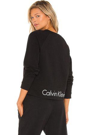Calvin Klein Eco Lounge Sweatshirt in .