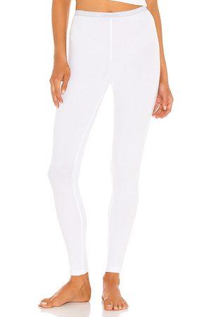 Calvin Klein Pure Ribbed Legging in .
