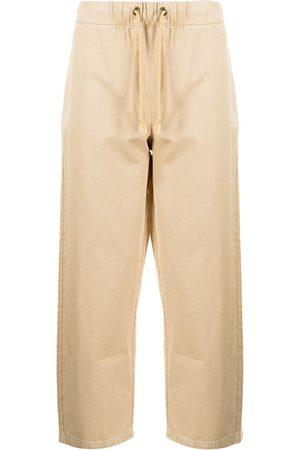 Champion Straight-hem track pants - Neutrals