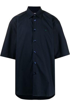 RAF SIMONS Teenage Dreams bowling shirt