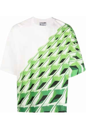 Formy Studio Graphic-print cotton T-shirt