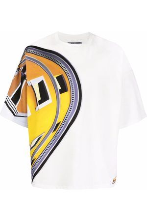 Formy Studio Graphic-print short-sleeved T-shirt