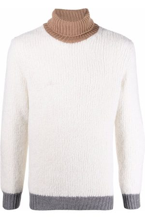 ELEVENTY Knitted roll neck jumper