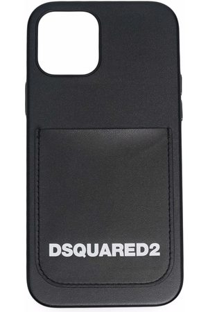 Dsquared2 Logo-print iPhone 12 and 12 Pro case