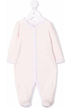 Ralph Lauren Contrast-trim pyjamas