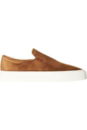 The Row Marie H Sneakers Caramel