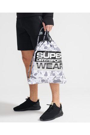Superdry Sport Drawstring Bag