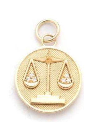 Foundrae Baby Libra Medallion