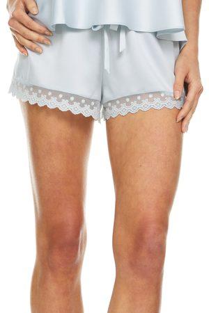 Flora Nikrooz Women's Victoria Satin Lounge Shorts