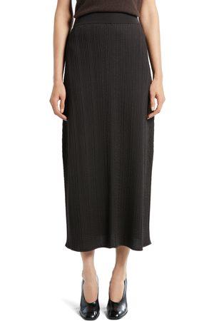 The Row Women's Centella Silk Midi Skirt