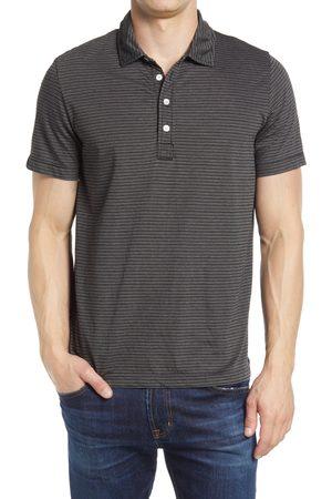 BILLY REID Men's Regular Fit Garment Dye Polo