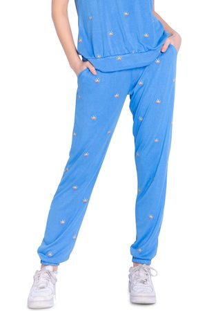 P.J.Salvage Women's Sunset Embroidery Lounge Pants