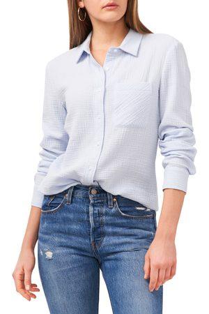 1. STATE Women's Long Sleeve Button-Up Shirt