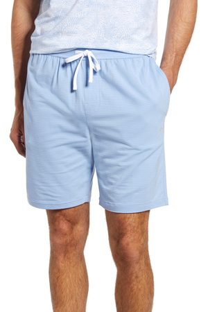 HUGO BOSS Men's Men's Structure Lounge Shorts
