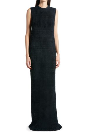 The Row Women's Cutro Sleeveless Silk Sweater Dress