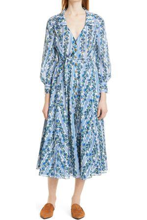 DYVNA Women's Long Sleeve Shirtdress