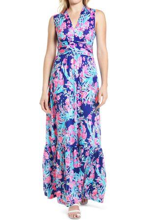 Lilly Pulitzer Women's Lilly Pulitzer Pearce Sleeveless Midi Dress