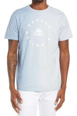 Kappa Men's Authentic Dipte Dip Dye Logo Graphic Tee